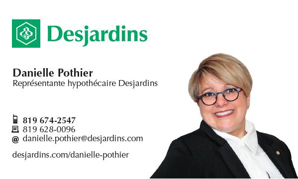 Danielle Pothier Desjardins