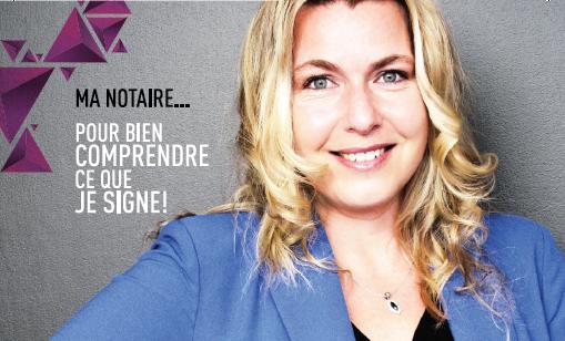 Mélanie Laroche Notaire